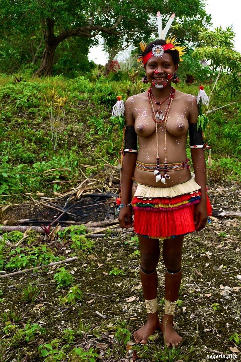 Nackte Amazonen
