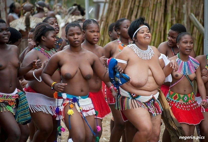 zulu naked wedding pictures
