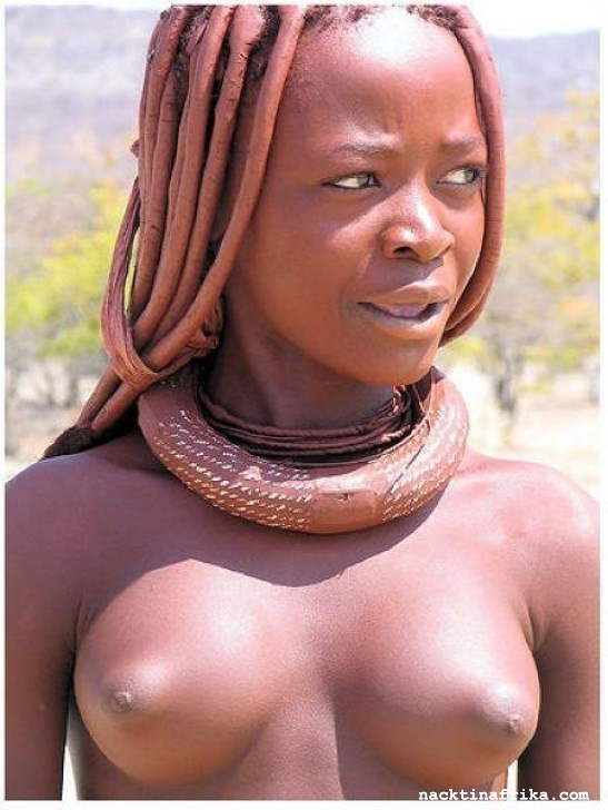 Opinion africa girls with no food boobs come