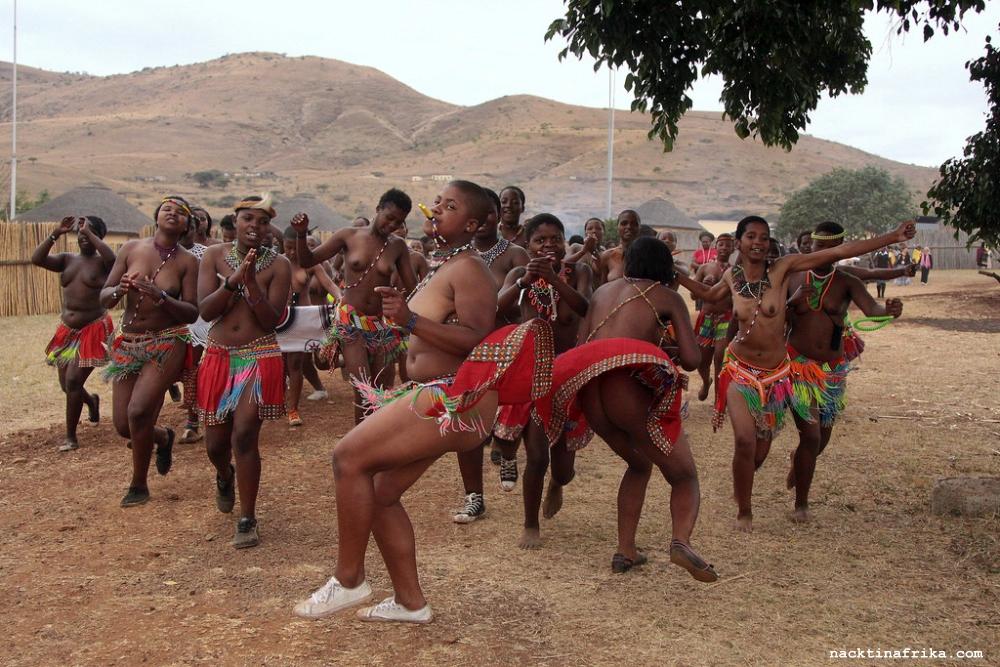 Afrikanische sexy Nacktfotos