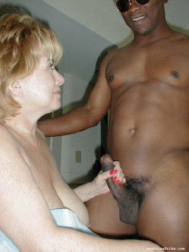 Schwarzer Bootie und Sex